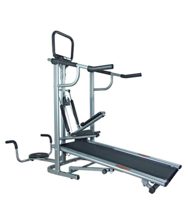 Cybex Treadmill Speed Calibration: Pro Bodyline 4 In 1 Manual Treadmill-904: Buy Online At