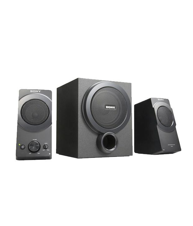 Sony SRS - D5 2.1 Multimedia Speakers