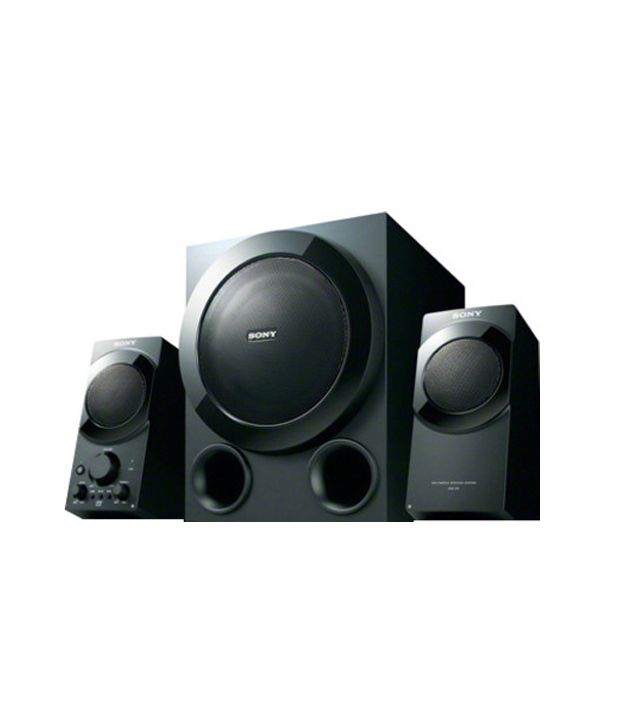 Sony SRS-D9 2.1 Channel Multimedia Speaker