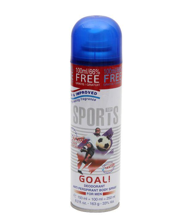 Sports Deodorant Goal 250 ml