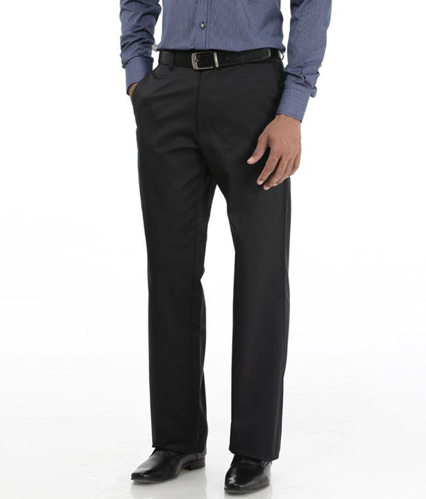 Basics Black Comfort Semi Formals Flat