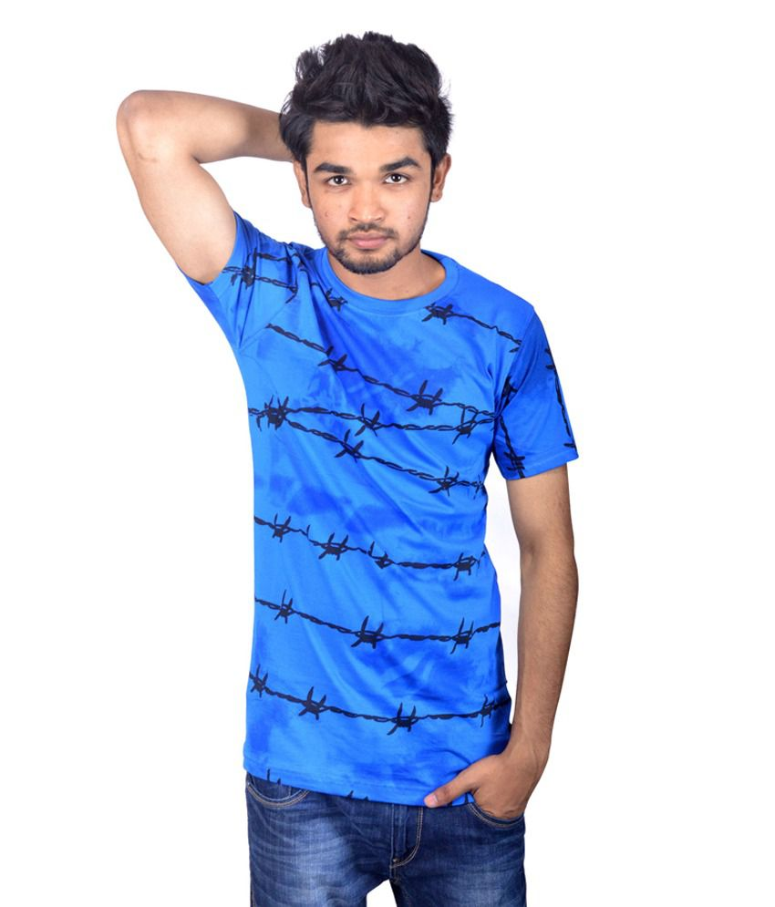 Drakeman black wire casual tees