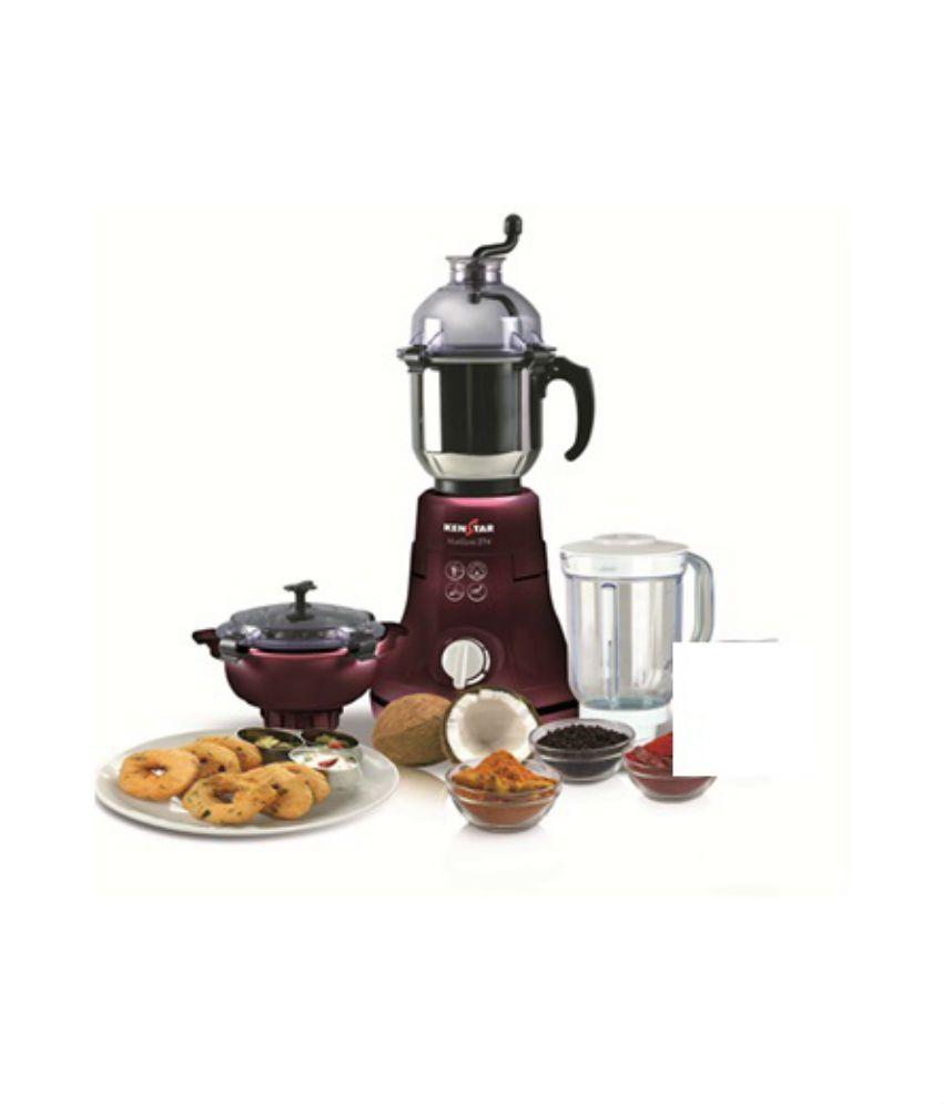 Uncategorized Kenstar Kitchen Appliances kenstar kmd60w3p stallion dx 3 jar juicer mixer grinder price in grinder