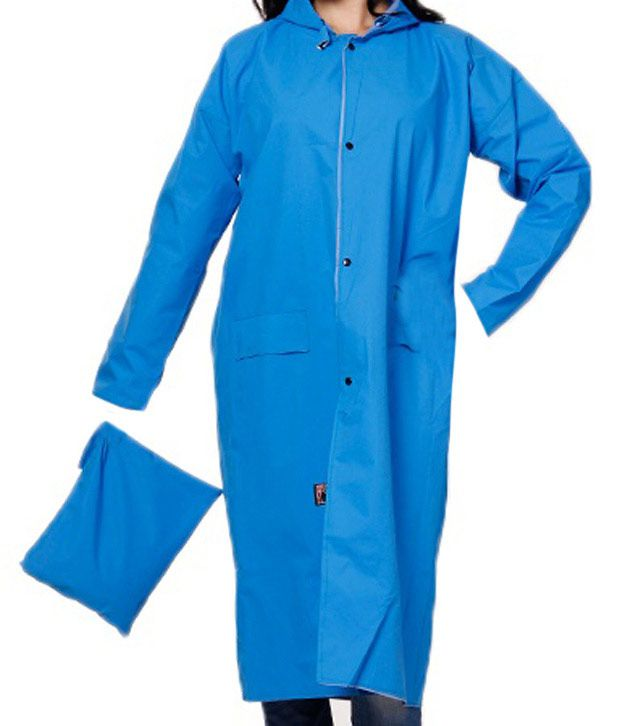Dora Blue Rainwear For Kids