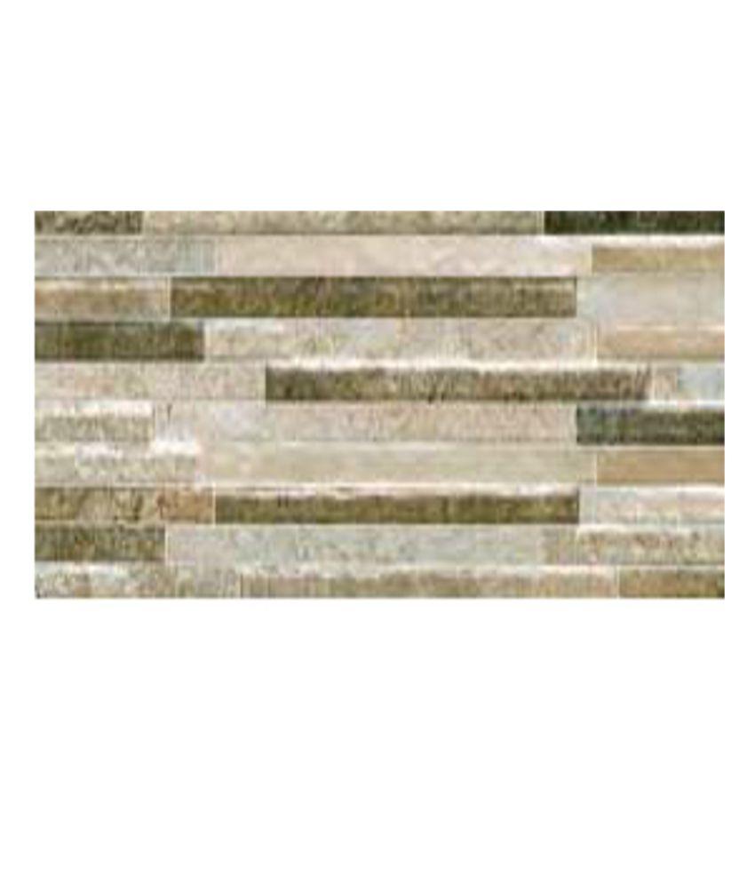 buy kajaria ceramic wall tile fossil gris online at low price in