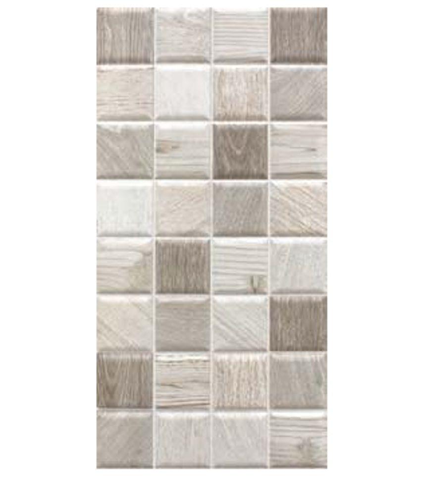 Kitchen Wall Tiles India Price: Buy Kajaria Ceramic Wall Tiles (Gomez Wood Crema) Online