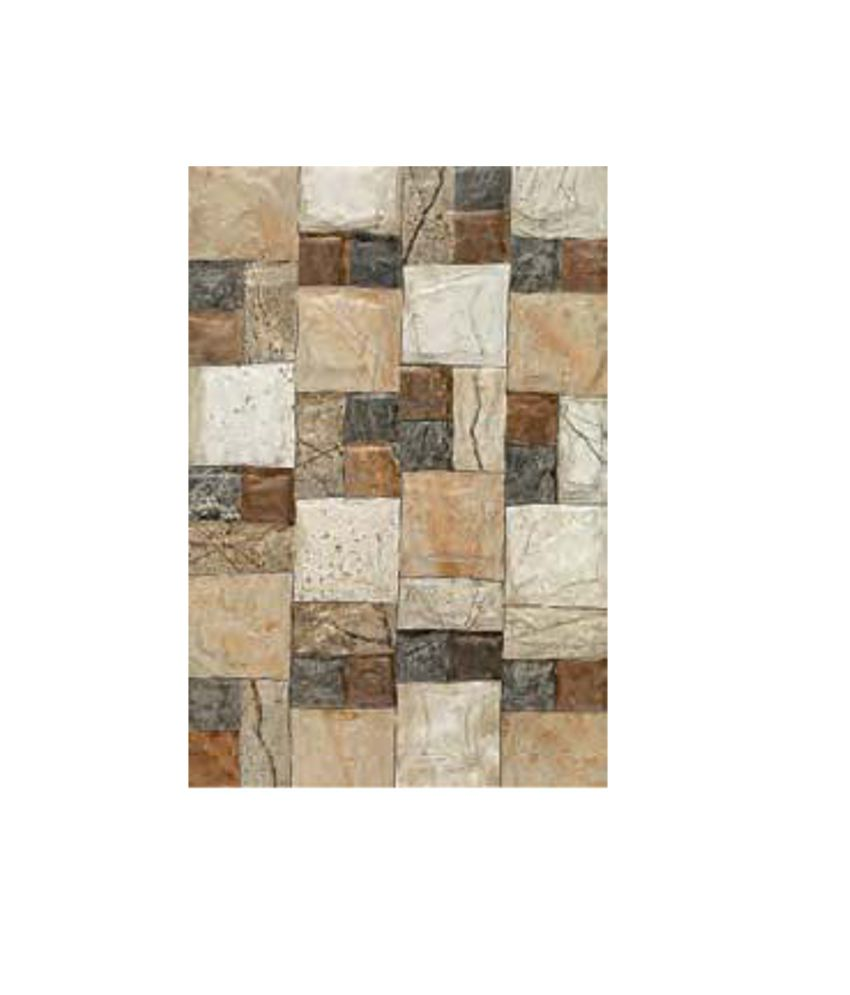 Buy Kajaria Ceramic Wall Tiles Himalayan Rock Online At Low Price In India Snapdeal