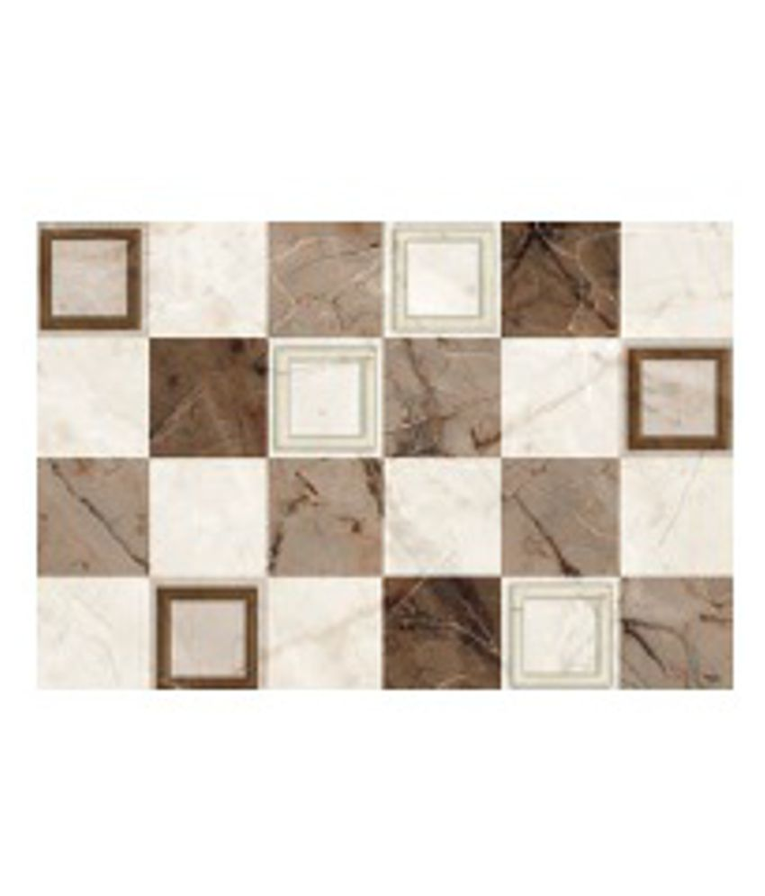 Buy Kajaria Ceramic Wall Tiles (Jasper Highlighter) Online at Low