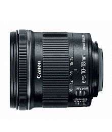 Canon Zoom EF-S10-18mm f/4.5-5.6 IS STM Canon EF Lens