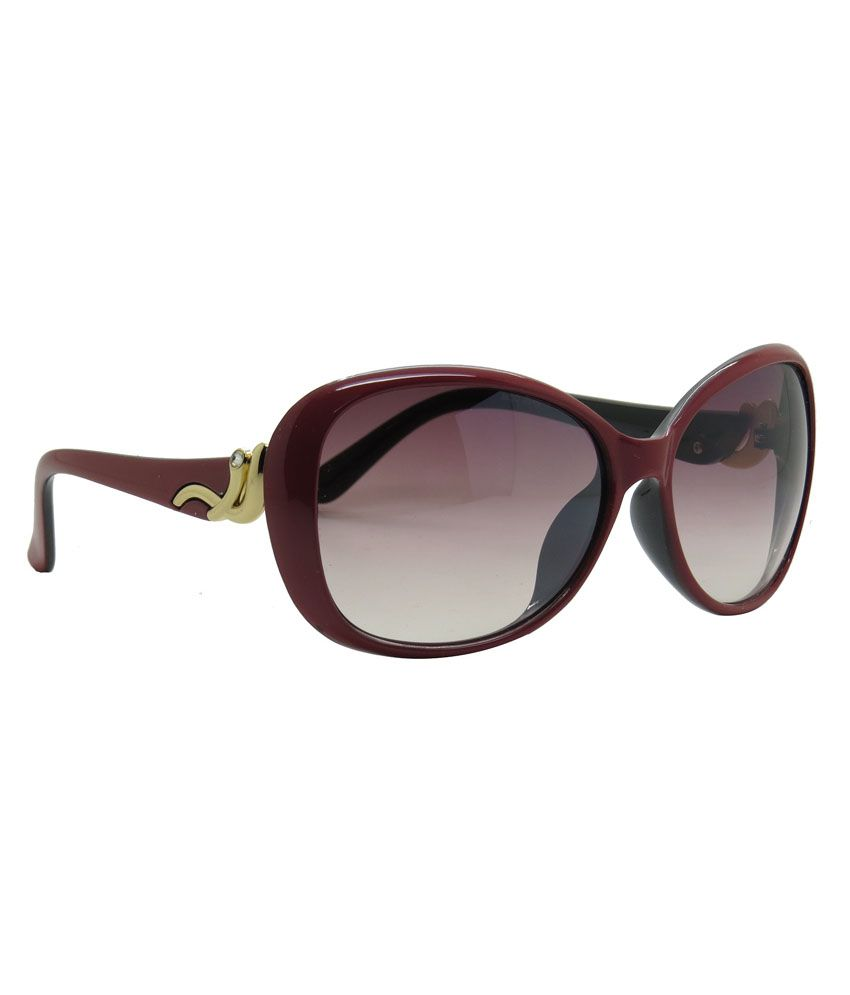 Coral Pink Designer Women Sunglasses By Royal Td9991