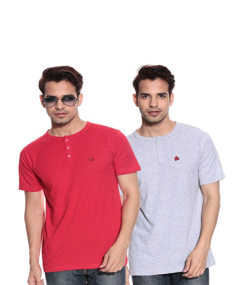 Free Spirit Multi Cotton T-Shirt