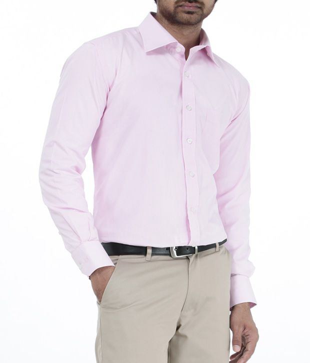 Light Pink Colour Shirt Is Shirt