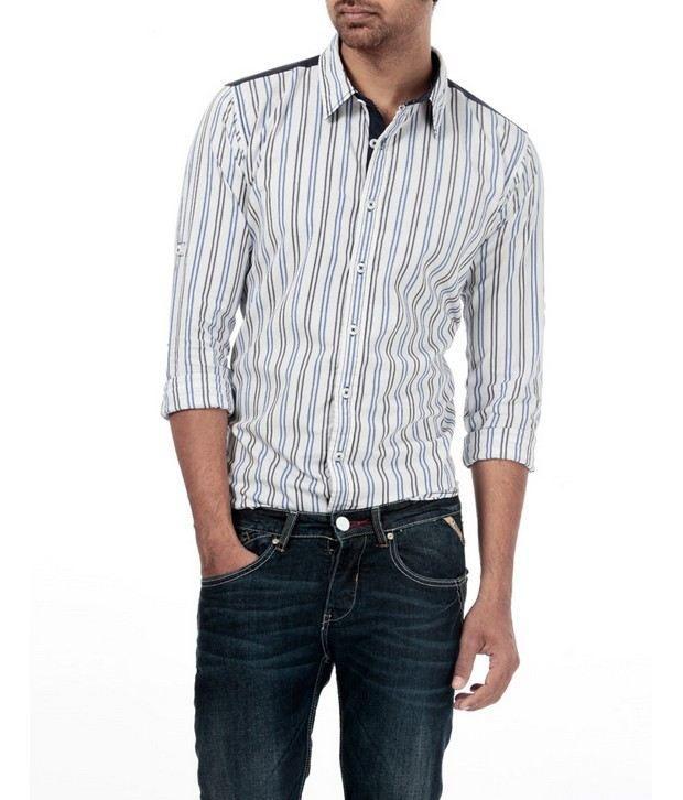 Probase Blue Checkered Shirt