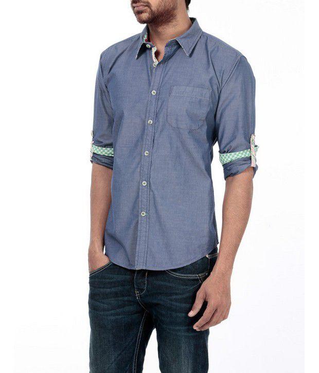 Probase Navy Shirt