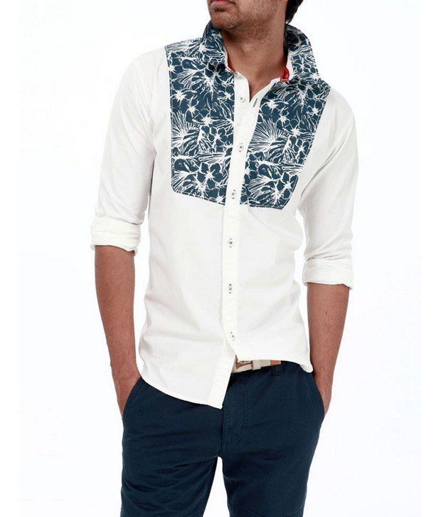 Probase White Shirt