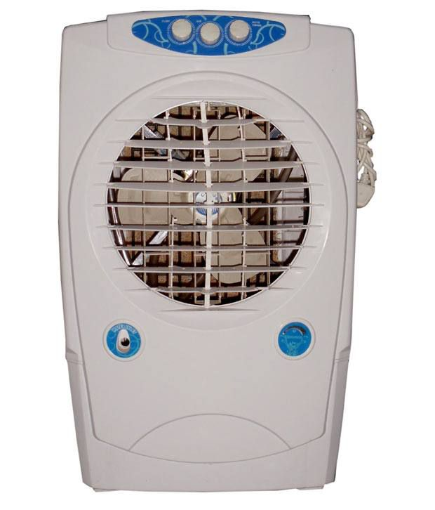 ACS Breezer Air Cooler 12 Inch - White