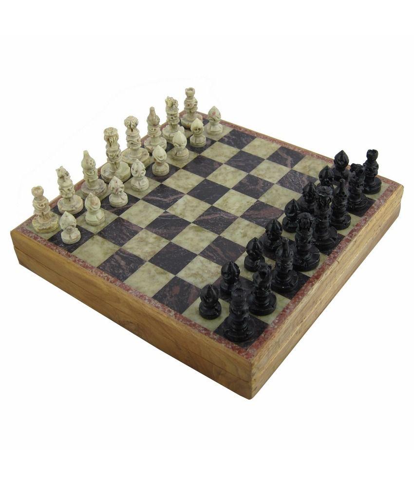 Shalinindia Mn-Chess001B Chess Board