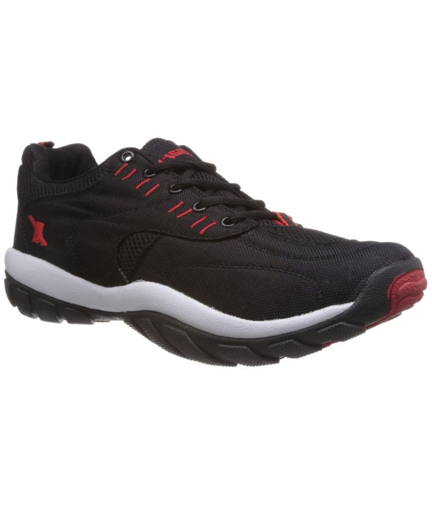 Buy Sparx Black Sport Shoes on Snapdeal