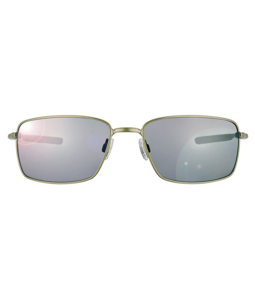 fkggg Oakley Square Wire OO 4075-07 Medium Sunglasses - Buy Oakley