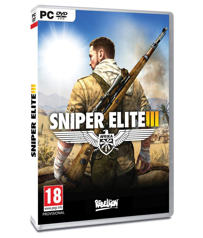 Buy Sniper Elite III PC Online at Best Price in India - Snapdeal