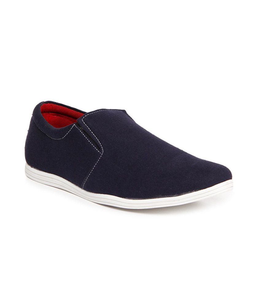 0 Annoyance Blue Loafers