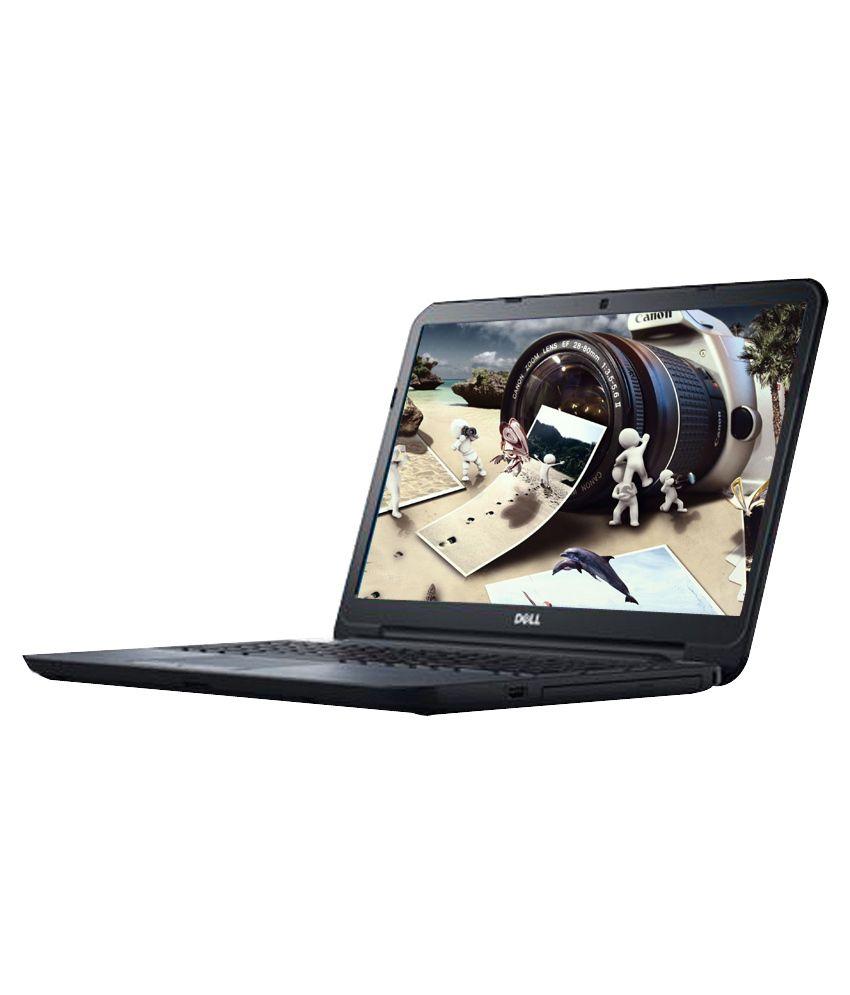 Dell Latitude 3540 Laptop (4th Gen Intel Core i5- 4GB RAM- 500GB HDD- 39.62cm (15.6)- Ubuntu-3 Years Warranty) (Grey)