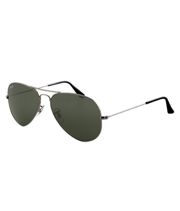 ray ban rb3025 aviator  Ray-Ban Green Aviator Sunglasses (RB3025 004/58 58-14) - Buy Ray ...
