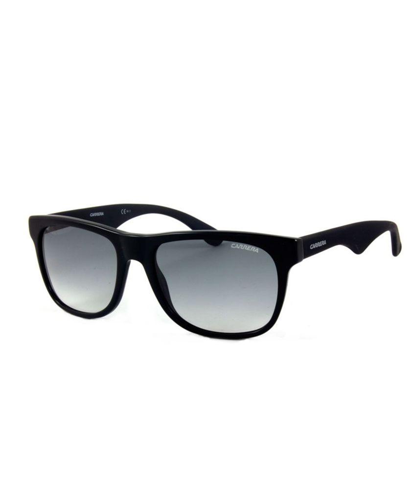 ea04c138389 Carrera 6003 64HVK 55 Black Sunglasses - Buy Carrera 6003 64HVK 55 Black  Sunglasses Online at Low Price - Snapdeal
