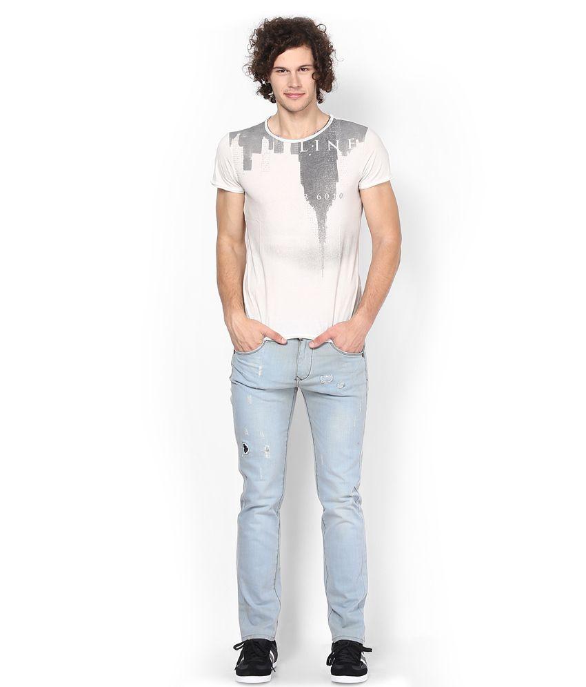 Code 61 Blue Slim Fit Jeans