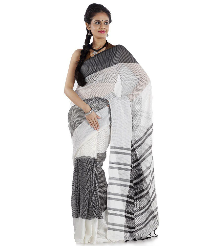 3a6d9203a9e9b Hawai Multi Color Cotton Bengal Tant Saree - Buy Hawai Multi Color Cotton  Bengal Tant Saree Online at Low Price - Snapdeal.com