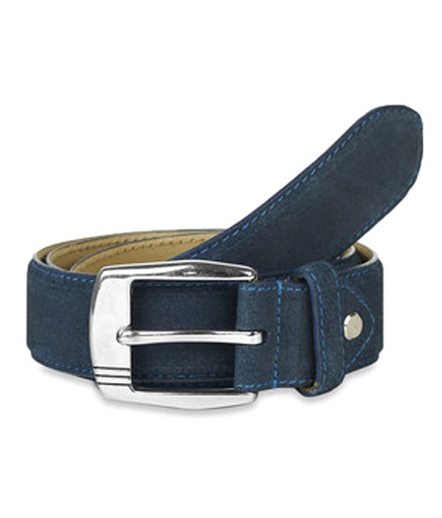 paradigm design lab Blue Casual Single Belt ForMen