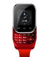 Kenxinda Watch Mobile Dual SIM Red