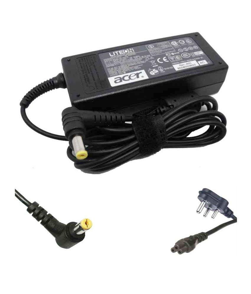 Acer Laptop Adapter Original Genuine Box Pack Acer Aspire 5002wlci 5002wlm 5002wlmi 5003wlci Charger 19v 3.42a 65w Power Adapter