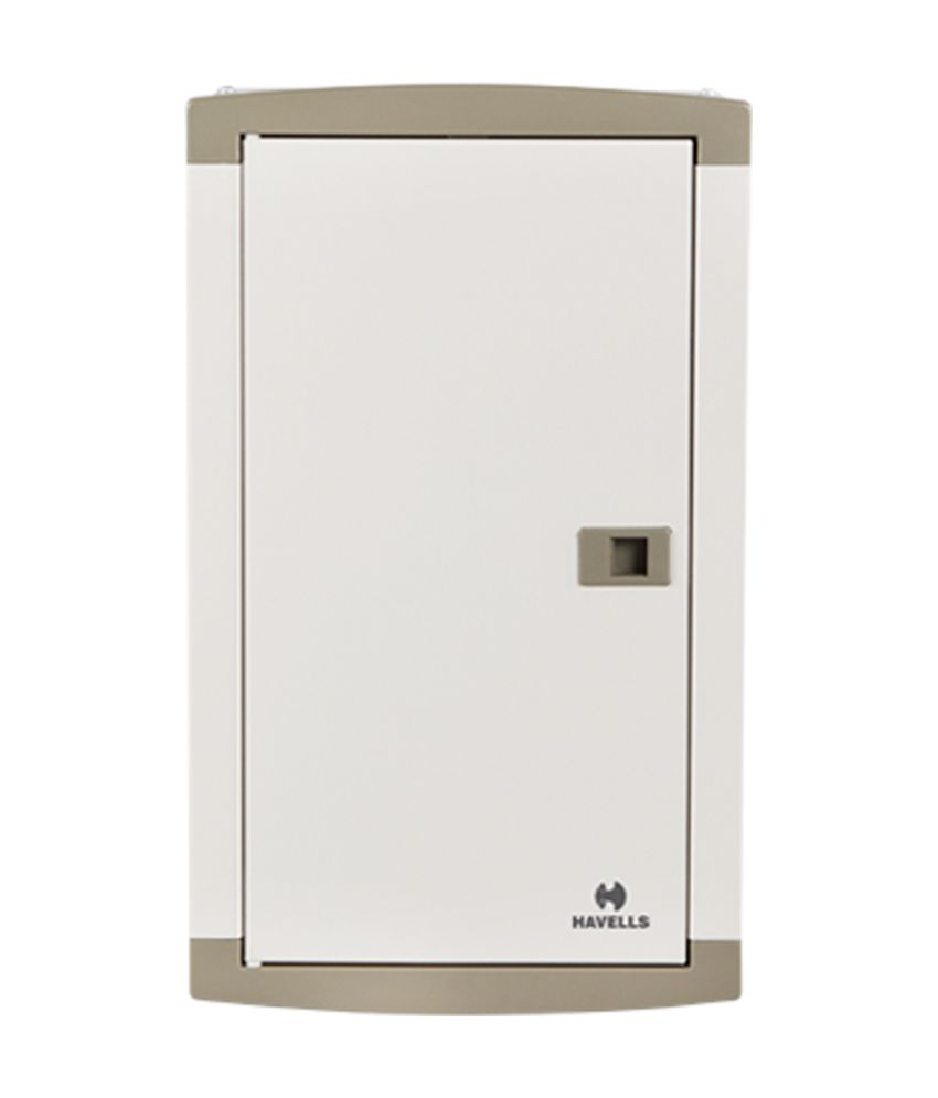 Buy Havells 6 Way Tp U0026n Qve Series Utility Distribution