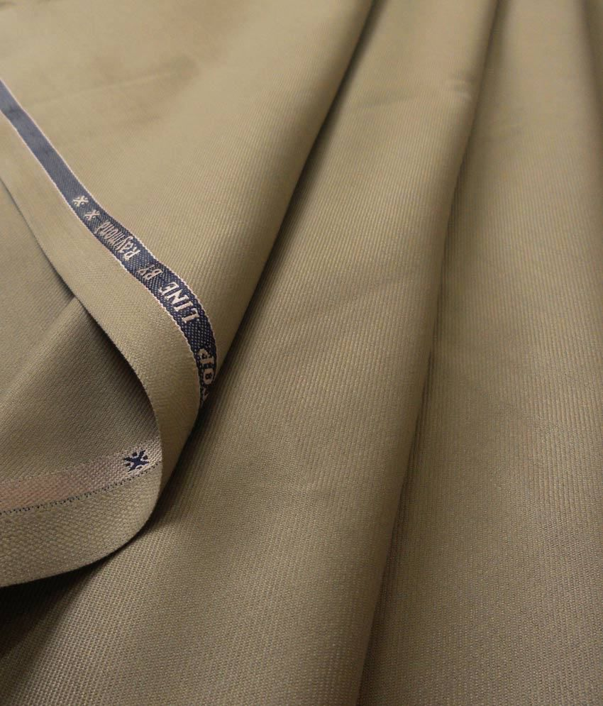 2c925e7c557 Raymond Cream Trouser Fabric - Buy Raymond Cream Trouser Fabric Online at  Low Price in India - Snapdeal