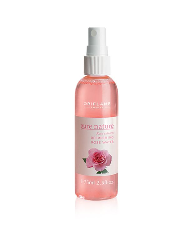 Oriflame Pure Nature Rose Water