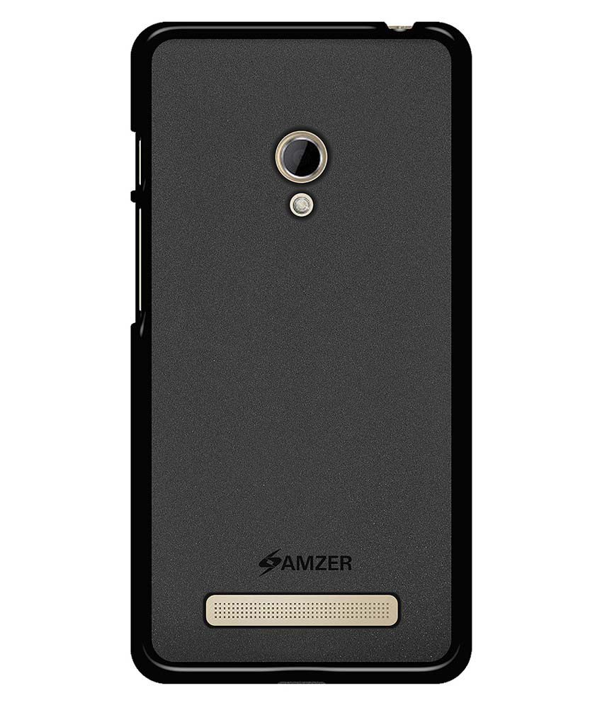 the best attitude b7435 e27c3 Amzer Back Cover Case For Asus Zenfone 5 A501cg - Black