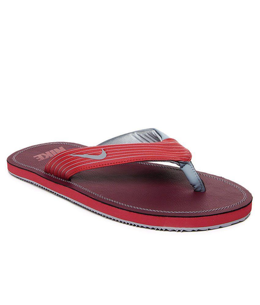 Nike slippers for men online shopping