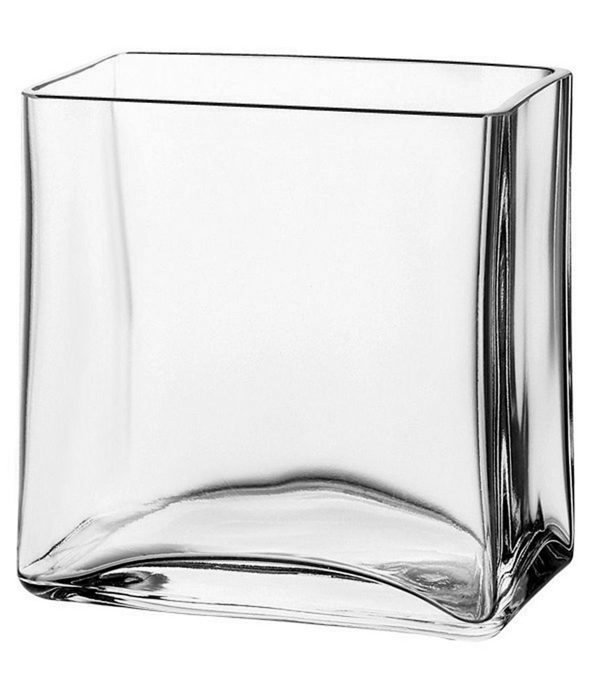 243 & Pasabahce Glass Flower Vase