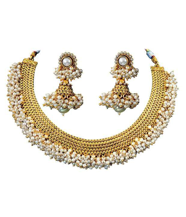 Indian gold earrings designs with price