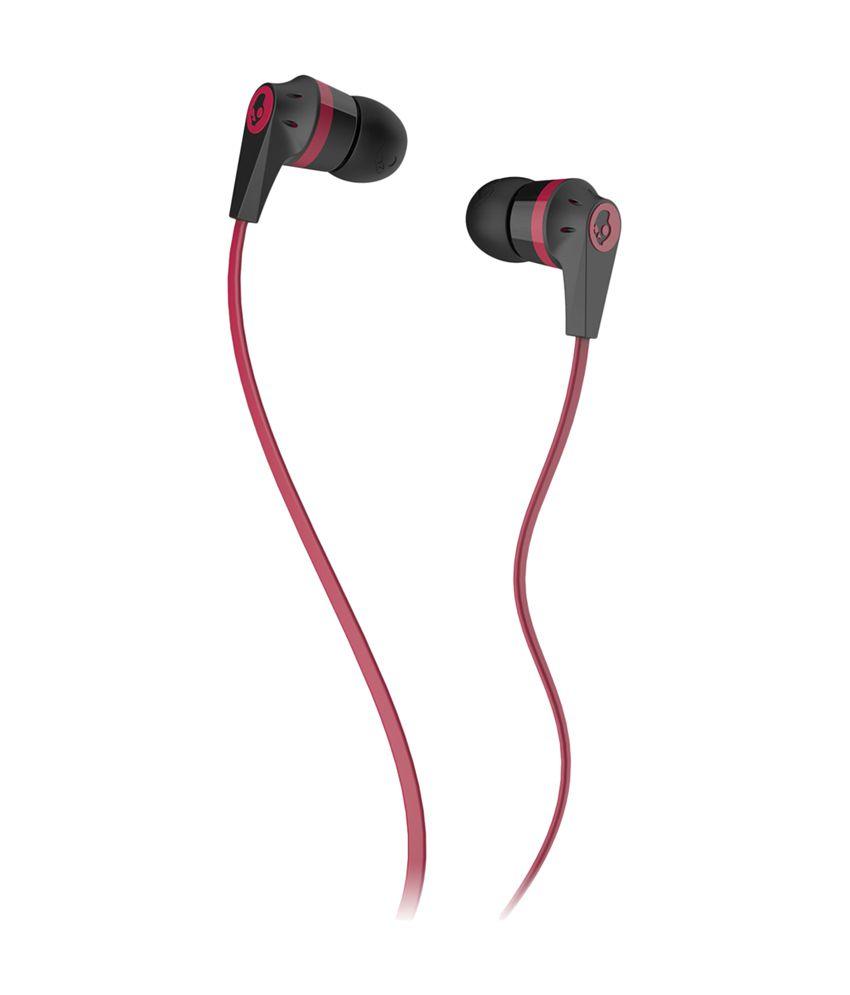 Buy Skullcandy Inkd 2.0 S2IKDZ-010 In Ear Earphones Without Mic Online at Best Prices in India
