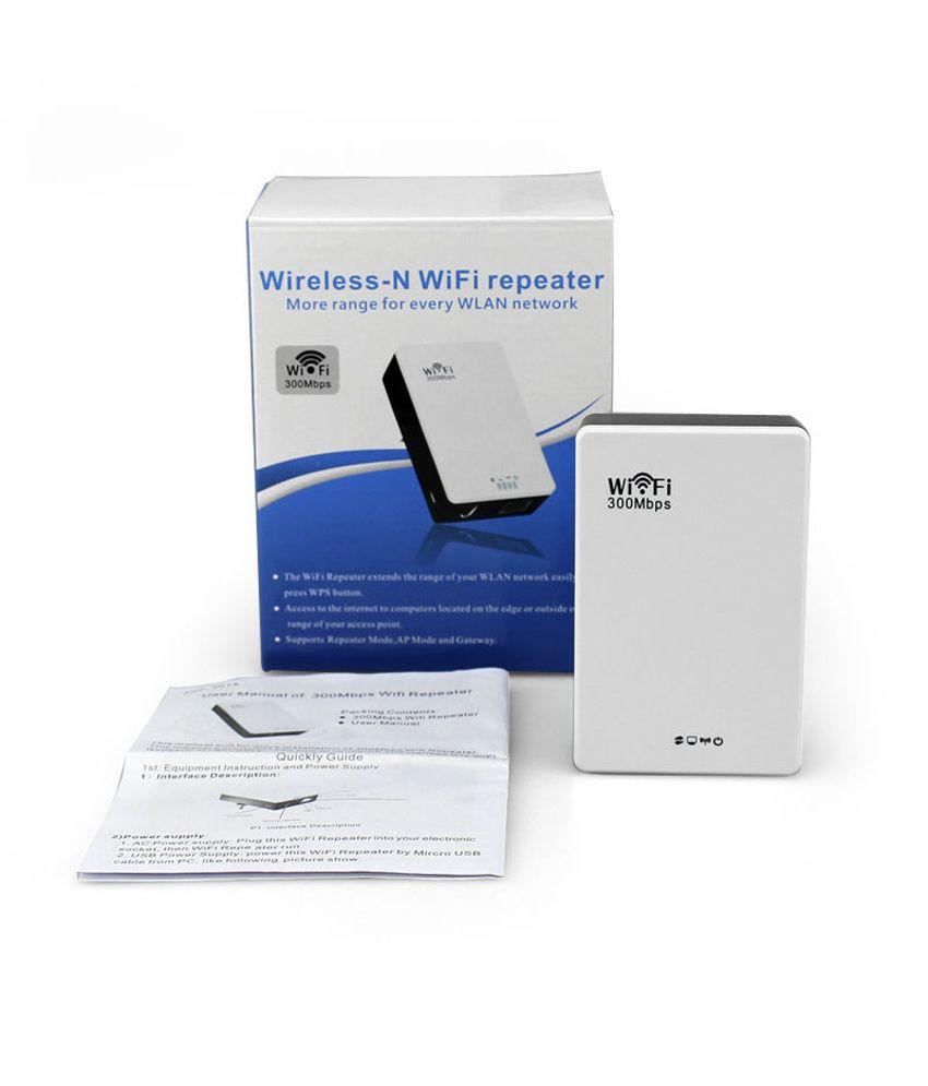 Wayona 300 Mbps Range Extenders & Repeaters ( ) ( )