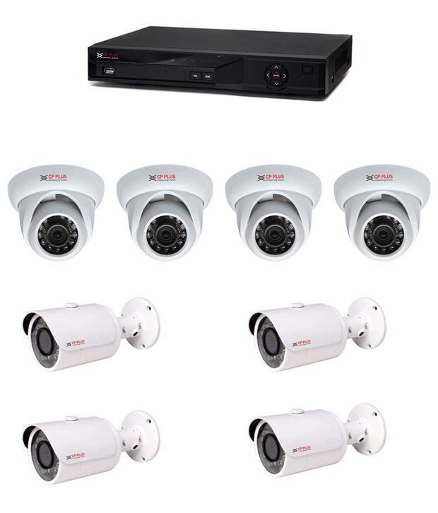 CP Plus HDCVI Kit 080404