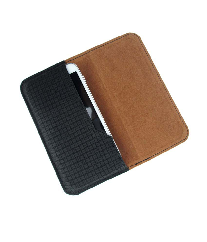 Ikitpit Pu Leather Flip Pouch Case Cover For Panasonic T31