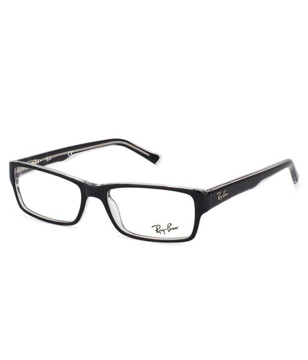9aa99356c5ca4 RAY-BAN RX-5169-2034-54 Men Rectangle Eyeglasses - Buy RAY-BAN RX-5169-2034-54  Men Rectangle Eyeglasses Online at Low Price - Snapdeal