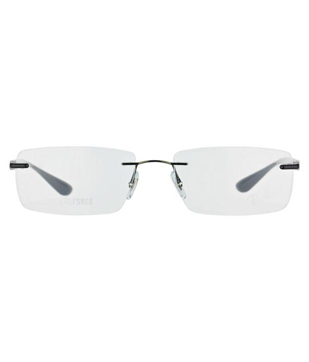 3a6b9609940 ray ban rx8724 eyeglasses  ray ban rx 8724 1000 54 men rectangle eyeglasses