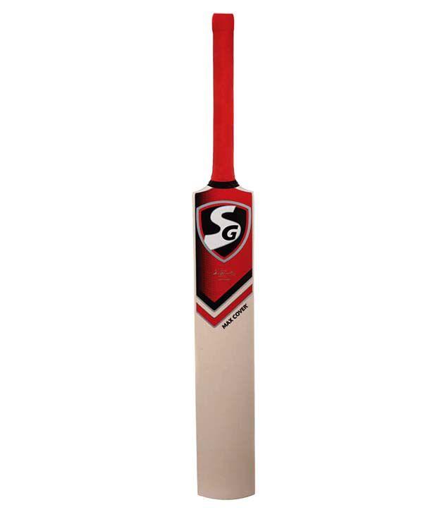 SG Max Cover Kashimir Willow Cricket Bat