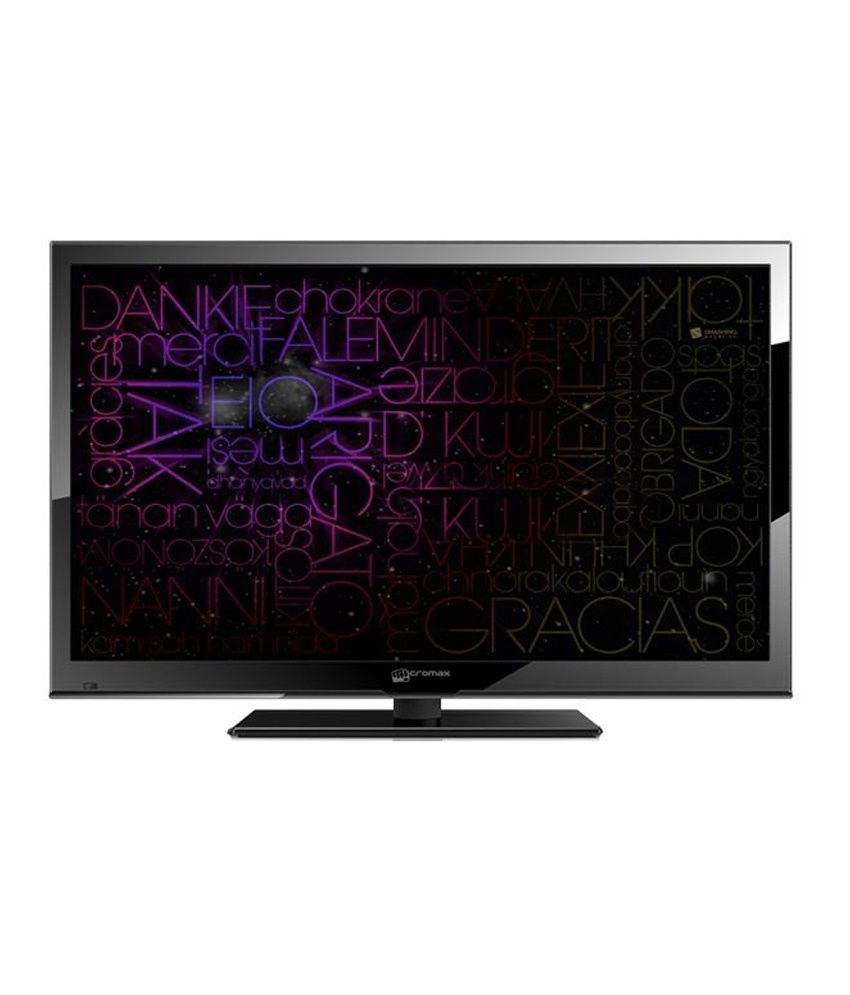 Micromax 32B200 81 cm (31.5) HD Ready DLED LED Television With 1+2 Year Extended Warranty