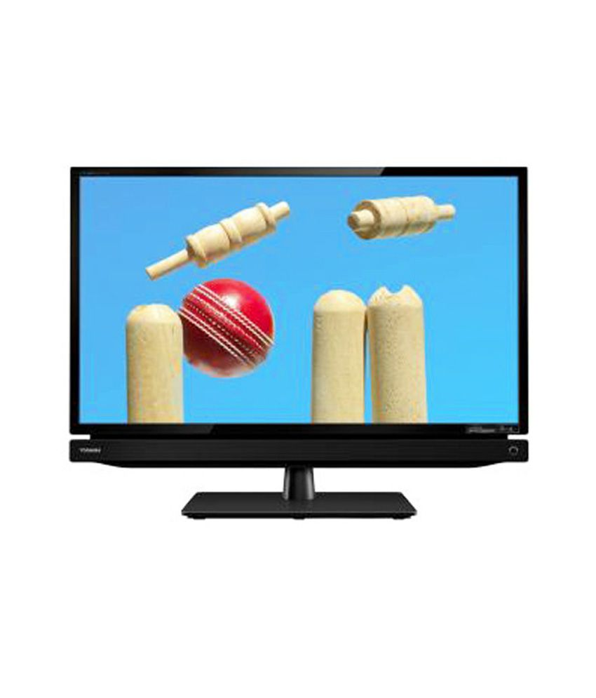Buy Toshiba 24P1300 61 cm (24) HD Ready LED Television Online at ...