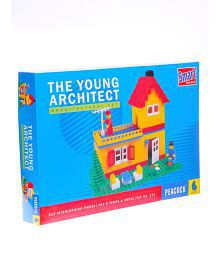 Peacock 133 Young Architect Architectural Set Construction Sets